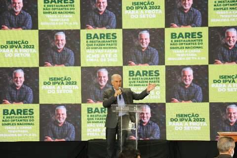 Reinaldo foi o que mais cumpriu promessas entre governadores, diz levantamento