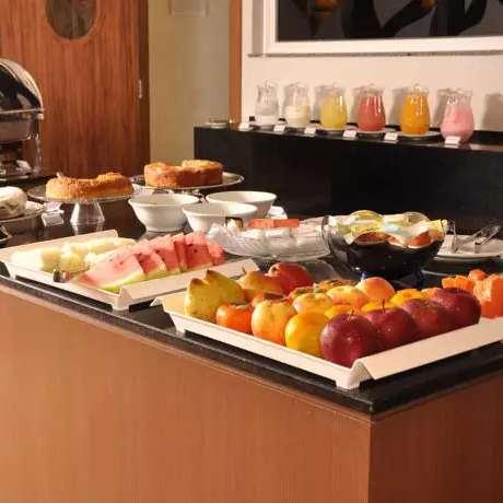 Café da manhã em hotel é opção para matar a saudade das viagens