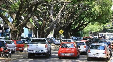 MS encerra 1º semestre com 628 mil veículos com licenciamento atrasado