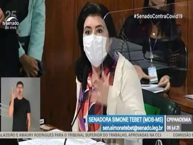 'Portinglês' expõe fraude na compra de vacina, diz Simone