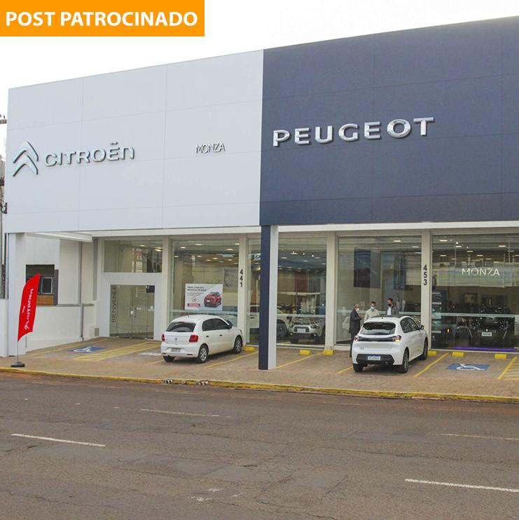 Monza Prime está localizado na Avenida Coronel Antonino, 513, em Campo Grande. (Foto: Marcos Maluf)