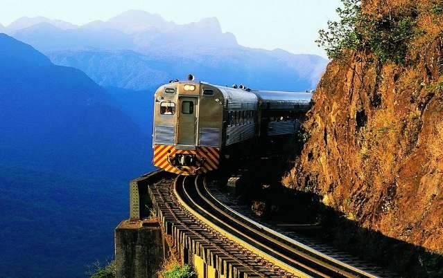 Descubra as melhores viagens de trem pela América do Sul