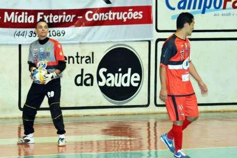 Experiente, goleiro Babalu é a referência do Buybet para a Taça Brasil