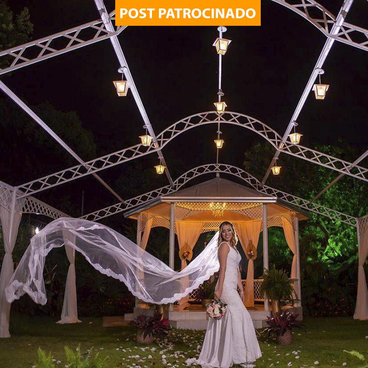 Casamento dos sonhos por um preço acessível é só no Recanto do Sabiá. (Foto: Elivelton Almeida)