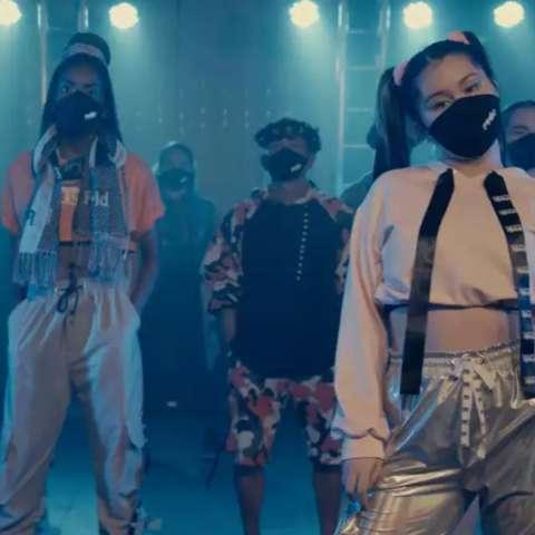Desfile virtual mostra coleção de MS com roupas inspiradas na dança