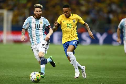 Com Messi e Neymar, Brasil e Argentina decidem a Copa América no Maracanã