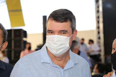 Em visita de Dória, PSDB convoca partidários a levarem nome de Riedel por MS