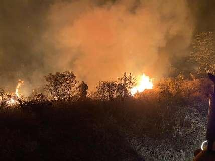 Com 51 focos em 48 horas, aviões ajudarão no combate a incêndios no Pantanal