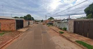 Caso ocorreu em residência no Residencial Búzios, na região do Portal do Panamá. (Foto: Reprodução Google Maps)