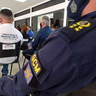 Conselheiros de segurança tomam posse e agora tem direito a carteira funcional