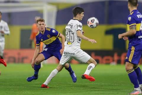 Atlético-MG e Boca Junior empatam em 0 a 0 nas oitavas da Taça Libertadores