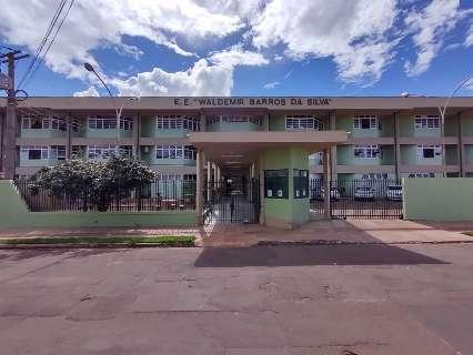 Escola estadual nas Moreninhas vai sediar 2º campus da UEMS na Capital