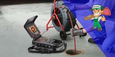 Problemas no encanamento? Serviço de vídeo inspeção de esgoto é uma alternativa