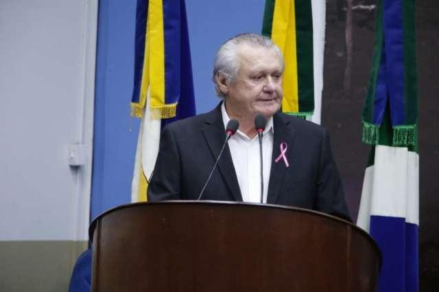 Ex-vereador, professor Wilson Biasotto morre aos 73 anos em Dourados