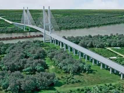 Licitação da ponte bioceânica fica para próxima sexta, após três adiamentos