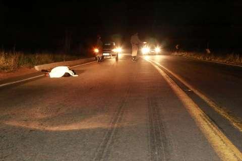 Corpo encontrado em rodovia é de homem que foi morto com tiro no peito