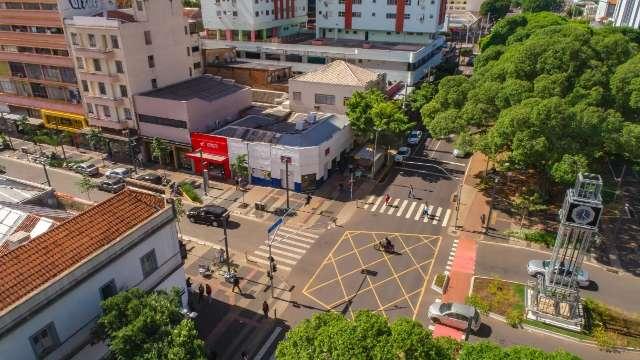 Você considera Campo Grande uma cidade segura?
