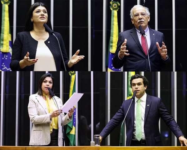 Quatro deputados de MS aprovam projeto com triplo de verba para campanha