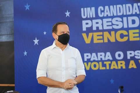 Depois de visita a MS, governador João Doria testa positivo para covid