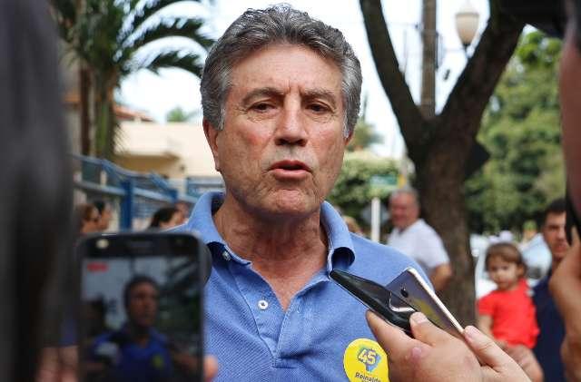 Vice-governador Murilo Zauith tem piora e volta a ser internado