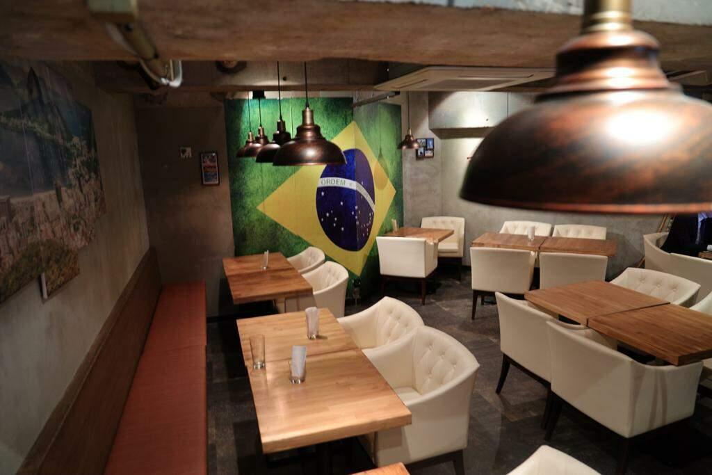 Restaurante Brasa e Grill aberto em Tóquio abriu em agosto de 2020 e é sonho realizado da campo-grandense.