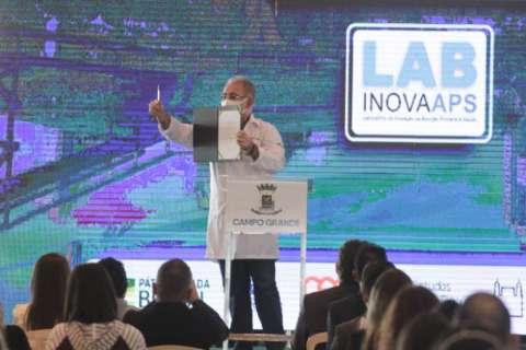 Ministro quer utilizar parque industrial do agro para produzir vacinas da covid