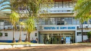 Secretaria funciona no Paço Municipal. (Foto: Karine Matos/PMCG)