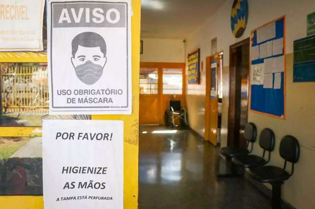 Sindicato tenta adiar volta às aulas no sistema presencial em Campo Grande