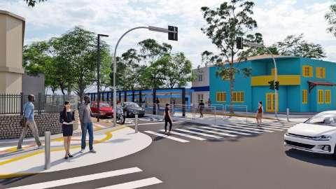 Rui Barbosa vai ganhar sistema inteligente de semáforo com obras do Reviva