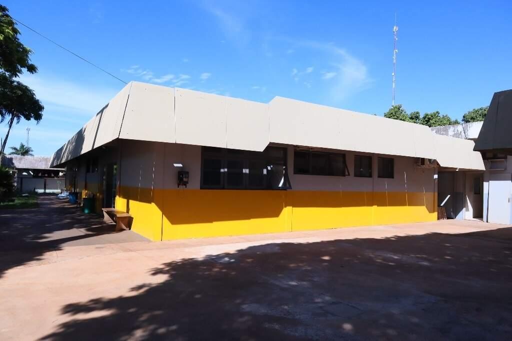 Prédio do PAM, em Dourados. (Foto: Prefeitura de Dourados)