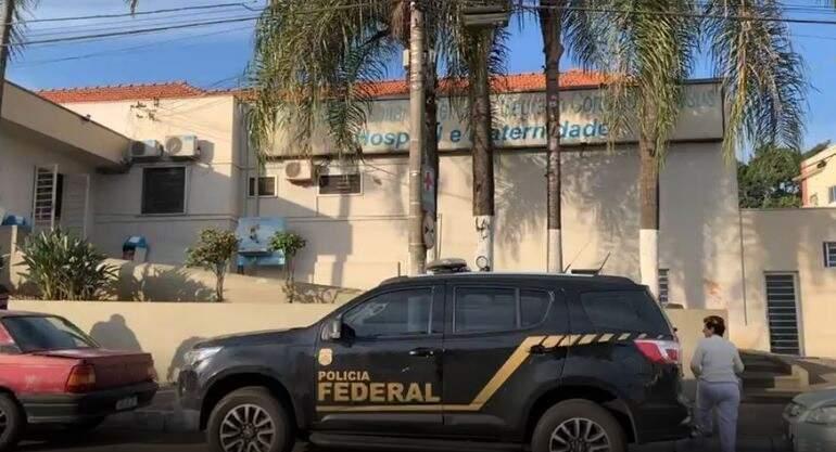 PF cumpriu mandados em várias cidades de São Paulo, em Mato Grosso do Sul e Minas Gerais (Foto: Divulgação)