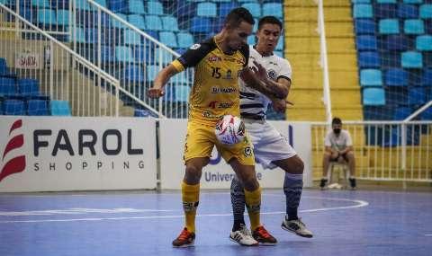 Elite do futsal brasileiro compete em Dourados a partir de domingo