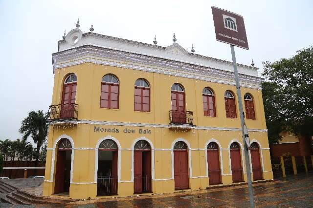 Morada dos Baís será reformada para receber shows 3 vezes na semana