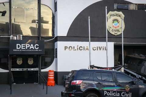 Homem é preso ao pagar compra de R$ 7 mil com cheque furtado