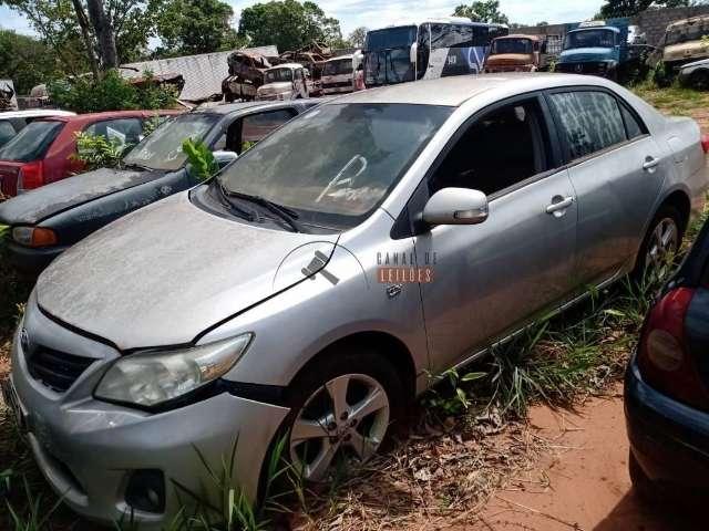 Leilão de veículos e sucatas do TJ quer arrecadar R$ 200,8 mil