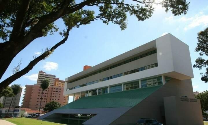 Central de Atendimento ao Cidadão, onde também está sediada a Semadur. (Foto: Divulgação/PMCG)