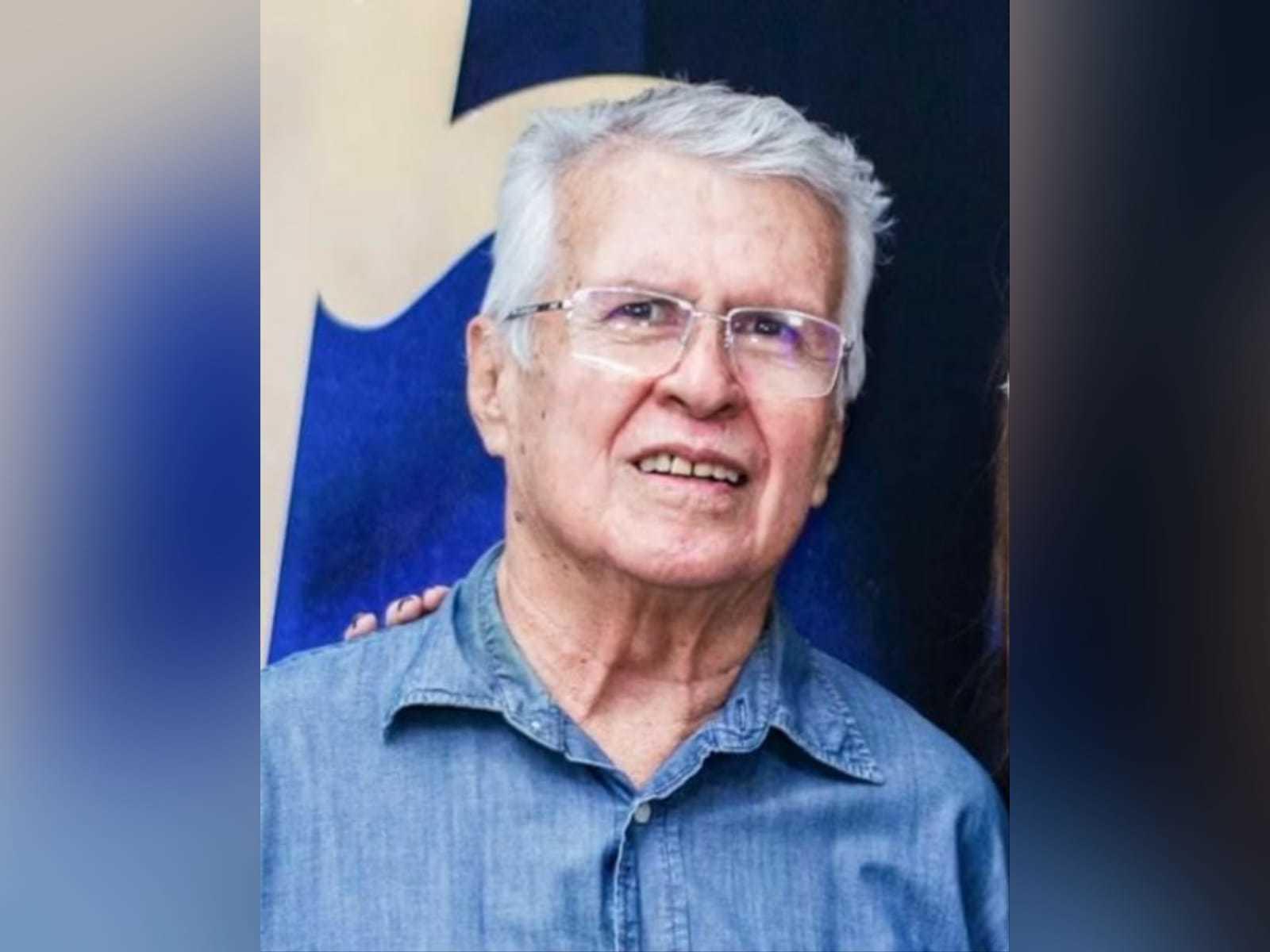 Mario de 70 anos, desaparecido desde a tarde de ontem (22). (Foto: Arquivo Pessoal)