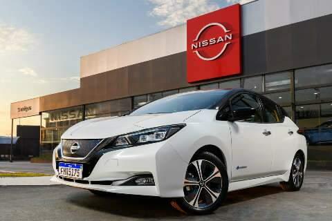 Nissan Leaf já pode ser comprado em 44 concessionárias no Brasil