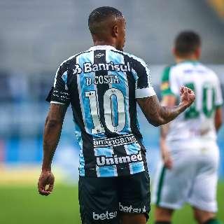 Jogando em casa, Grêmio empata em 1 a 1 com o América-MG