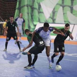 Atual campeão da Taça Brasil de Futsal vence Buybet da Capital por 6 a 0