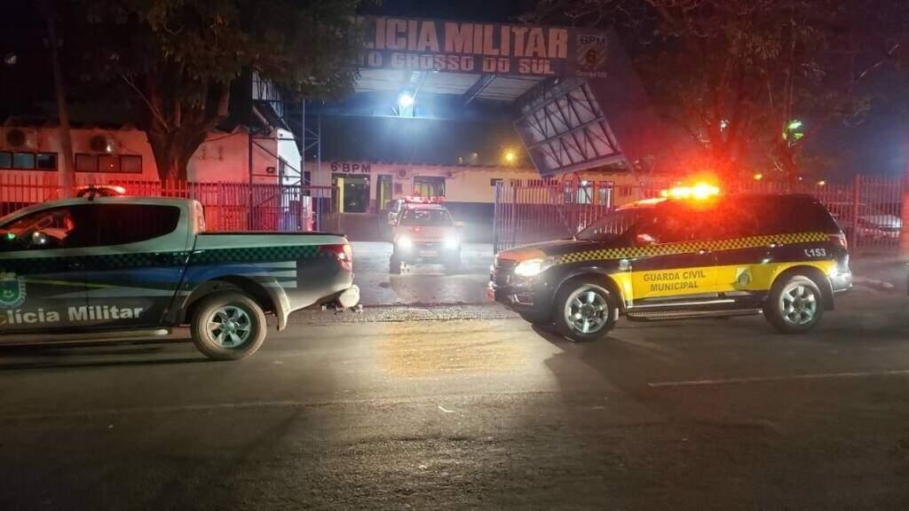 Toque de recolher em Corumbá é das 23h às 05h. (Foto: Prefeitura de Corumbá)