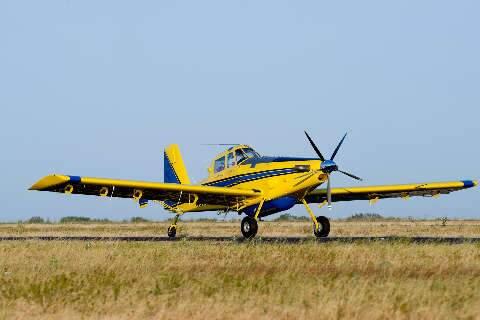 MS vai comprar de empresa uruguaia avião contra o fogo no Pantanal