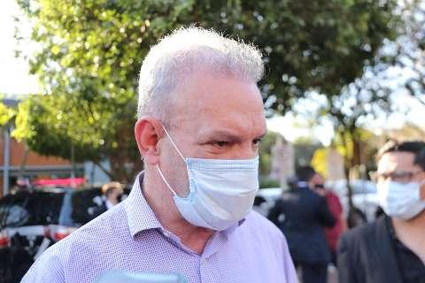 Uso de máscara deve continuar por um bom tempo, avisa secretário