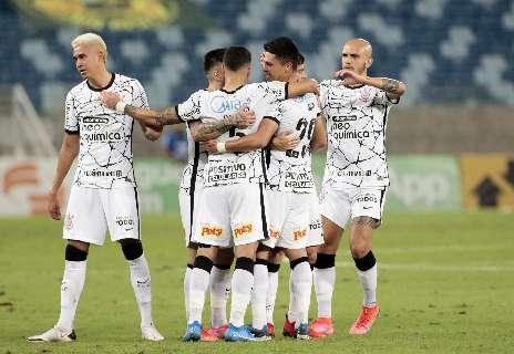 Corinthians encerra rodada com vitória de 2 a 1 sobre o Cuiabá