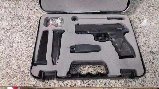 Você conhece alguém que tem arma de fogo em casa?