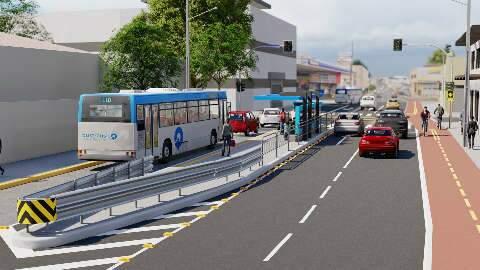Empresa vence licitação para implantar Corredor Sul do transporte coletivo