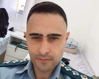 Capitão da Polícia Militar, Felipe dos Santos Joseph. (Foto: Reprodução/Facebook)