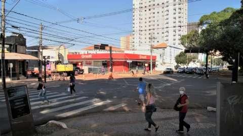 Afonso Pena entre 13 e Rui Barbosa fica fechada a partir de quinta-feira