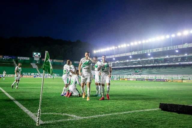 Com gol de Matheus Peixoto, Juventude faz 1 a 0 na Chapecoense