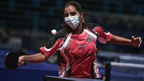 Mesa-tenista de MS conquista 3 medalhas em Copa disputada no Rio de Janeiro